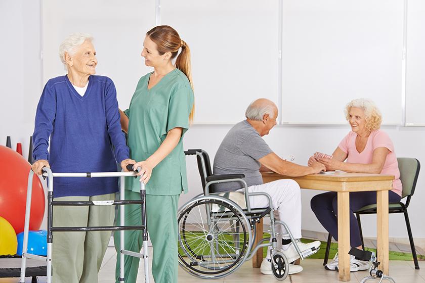 geriatrik rehabilitasyon