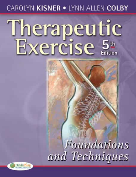 Therapeutic Exercise-Terapötik Egzersiz